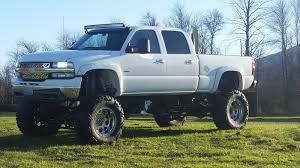Truck chevy 2500hd trucks : 2002 Chevrolet Silverado 2500 Monster Truck Duramax Diesel ...