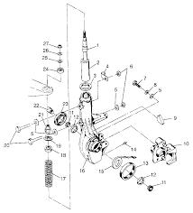 1997 magnum 425 4x4 strut hub polaris atv forum