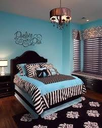 Paris Teen Girls Bedroom Ideas   Black And Blue Teenage Girl Bedroom Ideas