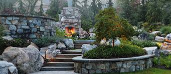 Small Picture 47 Unique Outdoor Fireplace Design Ideas