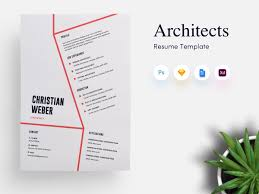 Architects Cvresume Template