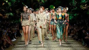 Dolce&Gabbana Spring Summer 2020 Women's Fashion Show ...