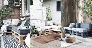 11 pallet garden furniture ideas