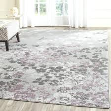 purple and grey rug ales light area gray pink for nursery