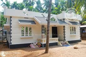 1187 square feet kerala style home