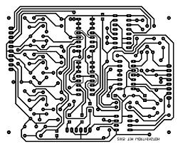 Mini test bench rgb monitor pcb layout wiring diagram ponents