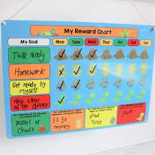 My Reward Board Childrens Dinosaur Reward Chart