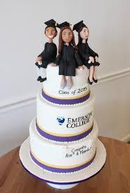 Graduation Cakes Class Of 2017 Blogoakleafcakescom