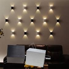 lights on wall decor 3w led wall lamp hall porch walkway bedroom livingroom home fixture images