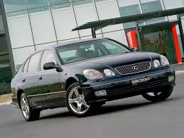 Marvelous Lexus Gs 300 2004 — Otopan