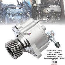 Amazon.com: Engine Vacuum Pump For Toyota Dyna ToyoAce 3.4L 3.7L 4.1 ...