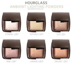 hourglass ambient lighting powder dim light dupe hourglass ambient lighting powder ethereal light swatch hgalp hourglass