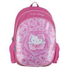 Backpack Light Pink Hello Kitty Backpack Light Pink 40 Cm