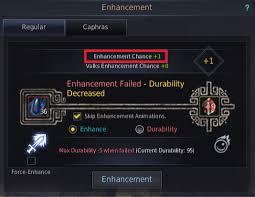 Enhancement Guide Black Desert Online