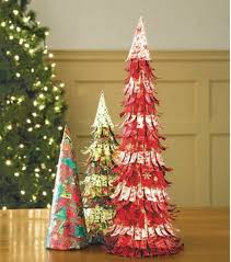 Cone Shaped Christmas Tree Lights Top Christmas Tree Projects And Ideas Ellys Diy Blog