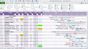 Add Milestones To Excel Chart Download Axl Project Manager 1 0 2