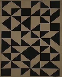 geometric patterns - triangles | Studio research 2012/13 - art, science,  mathematics and nature