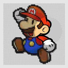 Perler Bead Pattern Maker Magnificent Hama Beads Art Creator PSDDude