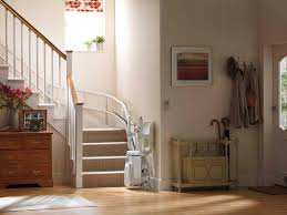 chair for stairs. Image Of: Indoor Chair Stair Lift Rotating Siena Stannah Stairlifts Intended For Stairs A