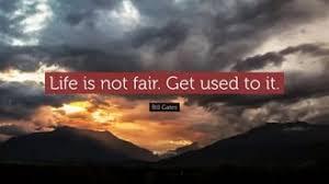 life is not fair essay  life is not fair essay