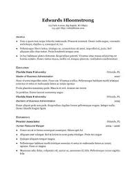 19 Google Docs Resume Templates [100% Free]