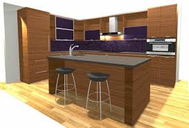 computer kitchen design. Wonderful Kitchen A Contemporary Bamboo Kitchen Design Computer Generated Rendering Of Our  New Dura Supreme Display For