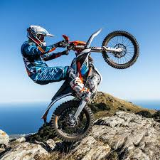 2018 ktm freeride. plain 2018 ktm unveiled its secondgeneration freeride exc model year 2018 at the red  bull hangar7 in salzburg austria and presented future plan for  and ktm freeride