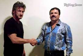 El Chapo recebeu Sean Penn no seu esconderijo secreto