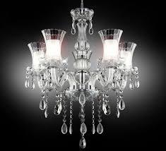 Xl Kristall Glas Kronleuchter Decken Leuchte Lampe Licht