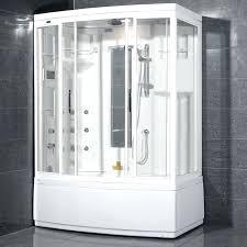 shower tub units steam shower tubs bath aromatherapy sliding door steam shower with bath tub with shower tub