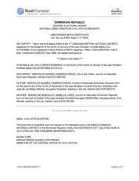Certified Bank Statement Translation Rushtranslate