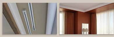 ceiling curtain track system. Interesting System DOUBLE CURTAIN TRACK Throughout Ceiling Curtain Track System D