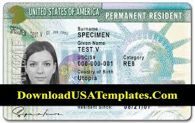 Us Passport Template Psd Fake Driver License Template Fake Id Template Generator