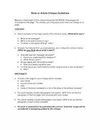 Essay Examples Article Review Example How To Write Dates In Apa