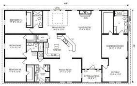 four bedroom house plans. 4 Bedroom House Plans Floor Plan Modern Regarding Marvelous Four O