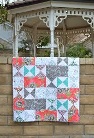 Baby Quilt Designs The Cottage Garden Baby Quilt Tutorial