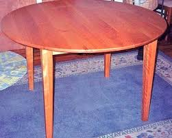 round cherry table solid cherry shaker round tables cherry vinyl tablecloth