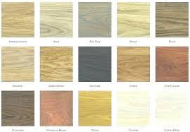 Floor Stain Color Chart Pine Color Estera Co