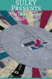 Go beyond the typical table runner to improv, circular, and even pieces. Table  runner quilt patterns and table toppers are great for decorating your home  ...