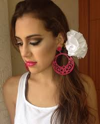 maquillaje flamenco flamenco makeup semakeup