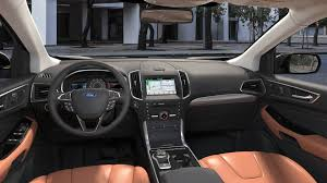 2019 Ford Edge Color Chart 2019 Ford Edge Colors