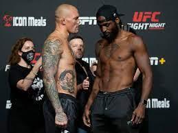 UFC Vegas 37 Results: Smith vs. Spann - MMA Fighting