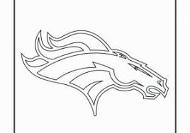 Denver Broncos Coloring Pages Denver Broncos Coloring Pages New 129