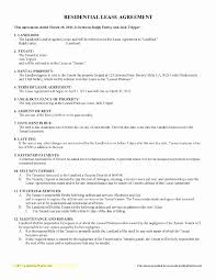 Sample Roommate Contract Roommate Agreement Template Ontario Sample Roommate Agreement