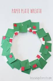 Paper Plate Christmas Tree Craft  Simple Living MamaChristmas Paper Plate Crafts