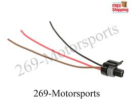 a c air conditioner switch wiring harness connector pigtail ac fits GM Electrical Connectors a c air conditioner switch wiring harness connector pigtail ac fits lt1 ls1 gm