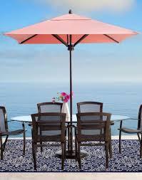 aragon collection xavier blue grain outdoor rug