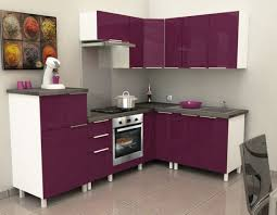 Meuble Dangle Cuisine Aubergine Veranda Styledeviefr