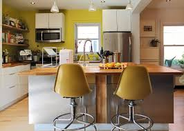 New York Kitchen Islands Ikea Contemporary With Clock Drinking