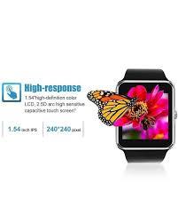 buy kmart black stylish smart watch for men w 08 online at best static daraz pk p kmart 0241 black stylish smart watch for men